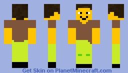 Stev Minecraft Skin