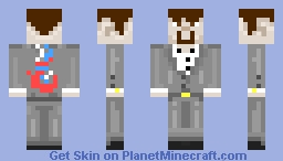 YonAmerican's suit Minecraft Skin