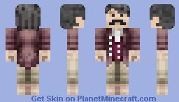 Bumbo Baggins (Hermitcraft) Minecraft Skin