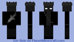 sorry if there's no shading : / Minecraft Skin