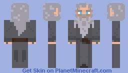 Gandalf The Gray Minecraft Skin