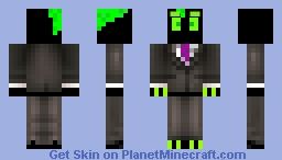 Fancy Radio Minecraft Skin