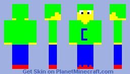 caio brasil Minecraft Skin