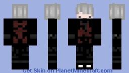 Vampiric Jelly boy Minecraft Skin