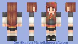 • hermione granger • Minecraft Skin