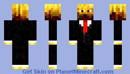 Canpital Minecraft Skin