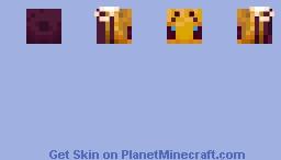 Minecraft bee skin (FINISHED) Minecraft Skin