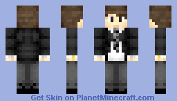 Young sirBlake Minecraft Skin