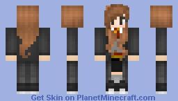 Hermione Minecraft Skin