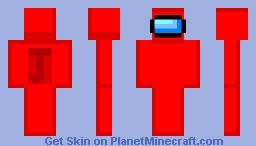 JJSus31 Minecraft Skin