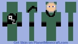 underwater suit Minecraft Skin