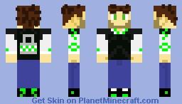 My Loched Skin Minecraft Skin