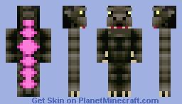 MireGoji (Godzilla2K) Minecraft Skin
