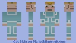 Prophet of Regret Minecraft Skin