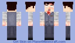 Zombie Will Minecraft Skin