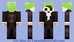 cac Minecraft Skin