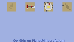 PotatOS Minecraft Skin