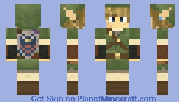 I don`t really know what this is. Minecraft Skin