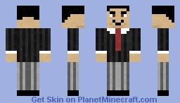george wallace Minecraft Skin