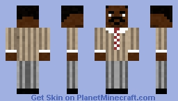 clay smothers Minecraft Skin