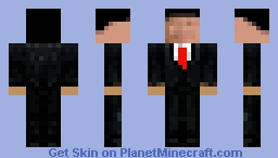 Chairman you know who Minecraft Skin