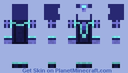 Gabriel's armor layer 1 Minecraft Story Mode Minecraft Skin