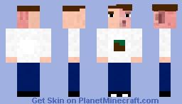 Harelleg Remastered (Request) Minecraft Skin