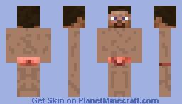 steve in speedos!!!!!!!! Minecraft Skin
