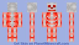 master skeleton Minecraft Skin