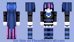STOCKING ANARCHY 💕 Minecraft Skin