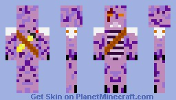 Storm Snaker Minecraft Skin