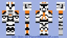 Recon StormTrooper Minecraft Skin