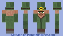 St Patrick Mini Cute Leprechaun Minecraft Skin