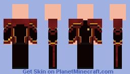 Star Trek: Picard 2385 Uniform Minecraft Skin