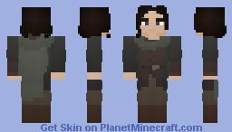 Strider Minecraft Skin