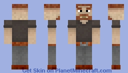 Stylish Guy Minecraft Skin