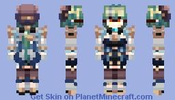 Sucrose Minecraft Skin