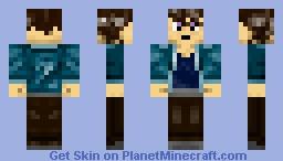 Suga Furui Minecraft Skin