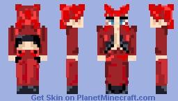 SUHØ obssesion Minecraft Skin