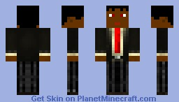 new suit Minecraft Skin