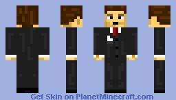 Lawyer Minecraft Skin