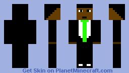 buissnessmarkz Minecraft Skin
