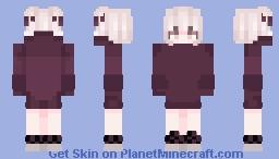 Suki Minecraft Skin