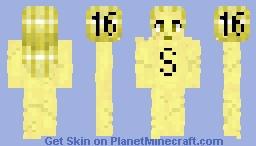 Miss Sulfur Minecraft Skin