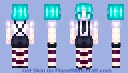 houseki no kuni phos summer uniform (agate legs)