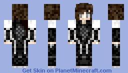 Katniss - Catching Fire Minecraft Skin
