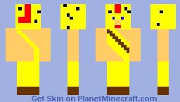 god Minecraft Skin