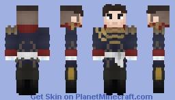 {150 subs special} Borys Jazloviecki in his surdout - LoTC Minecraft Skin