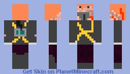 preper / surviver Minecraft Skin