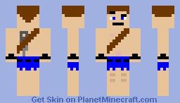 surviver Minecraft Skin